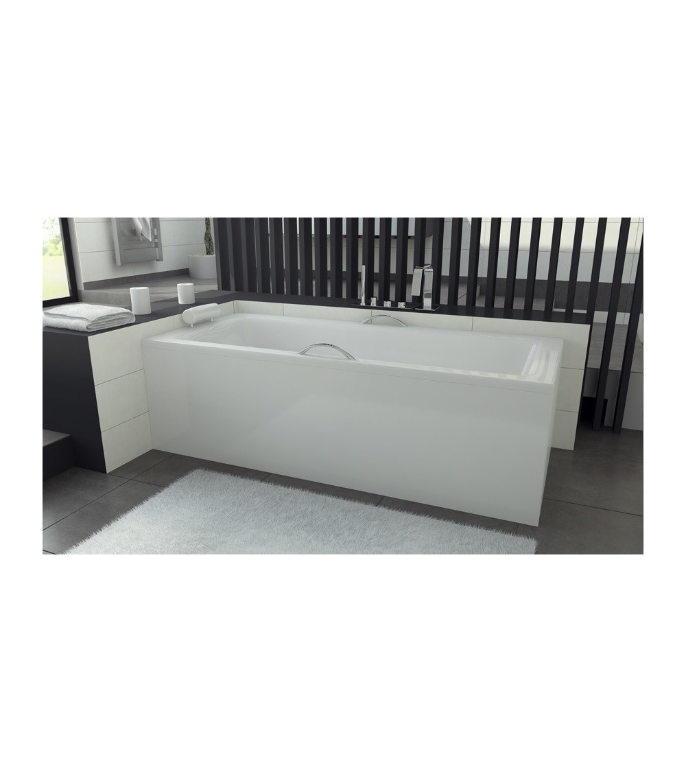 baignoire veneto baignoire design mobilier salle de bain design. Black Bedroom Furniture Sets. Home Design Ideas