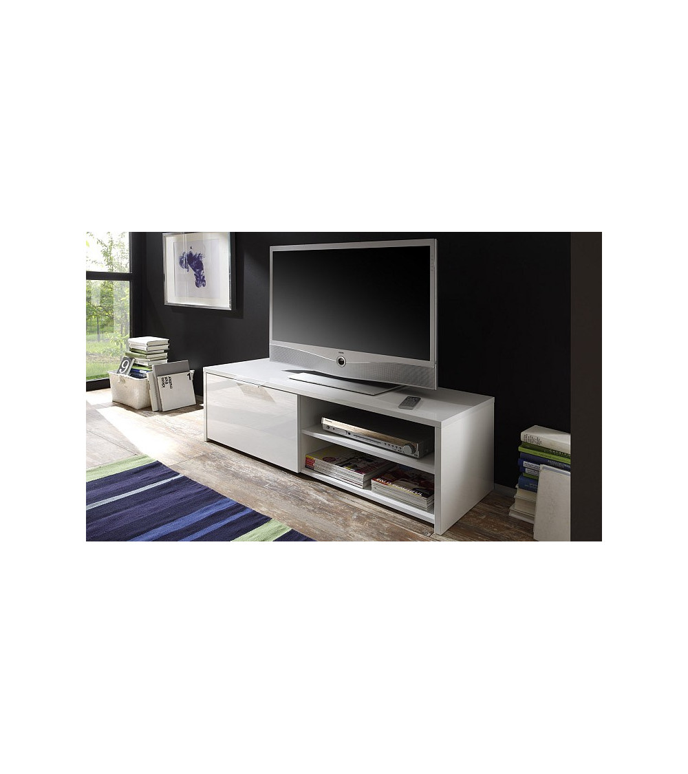 meuble tv pimonte 122 cm meuble tv design boutique du meuble design