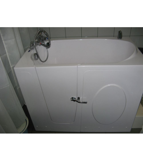 EUGENIE 115x68x90 cm walk-in tub