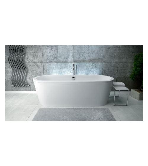 VIVOS freestanding tub, 160 x 75x 63 cm