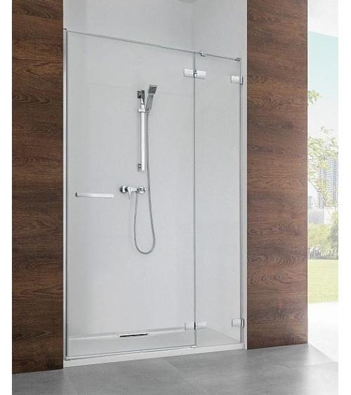 Paroi de douche SOLAN 80 à 130 cm