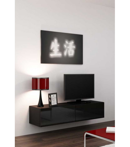 VIGO 140  TV Storage , black or white