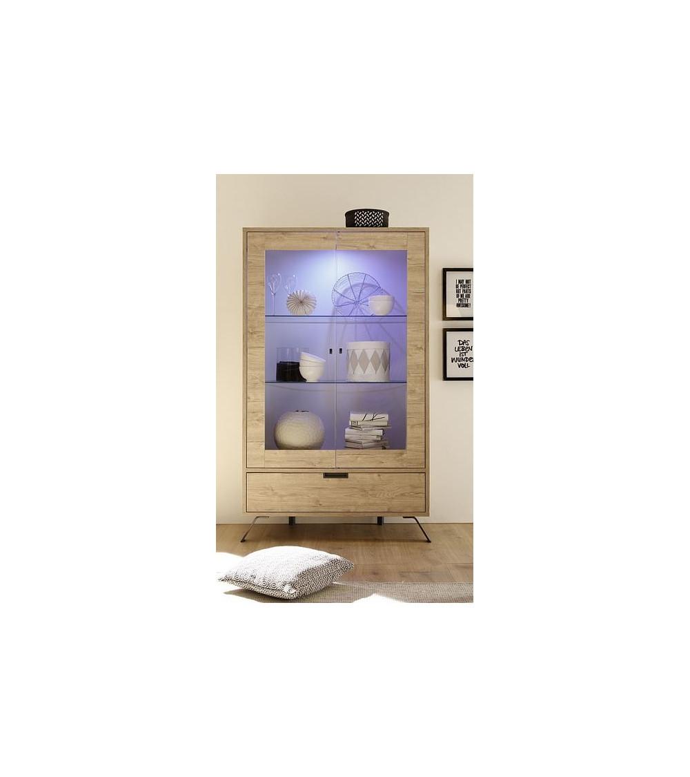 Grand vaisselier vitrine PALMA