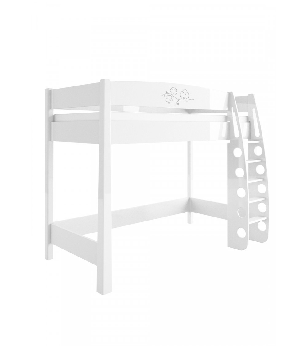 ORCHID VIOLET Single bunk bed