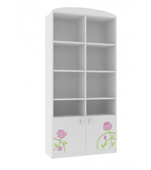 ROSE  Bookcase 90 cm