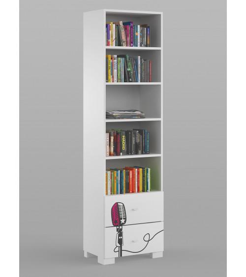 MUSIC Bookcase,55cm