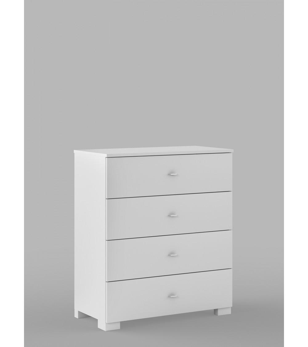 commode white horse 90 cm azura home design. Black Bedroom Furniture Sets. Home Design Ideas