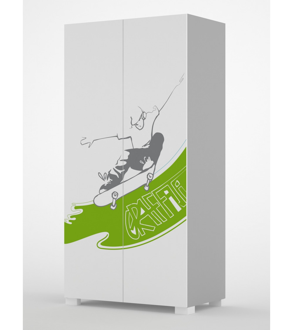 Armoire GRAFFITI ART 100cm