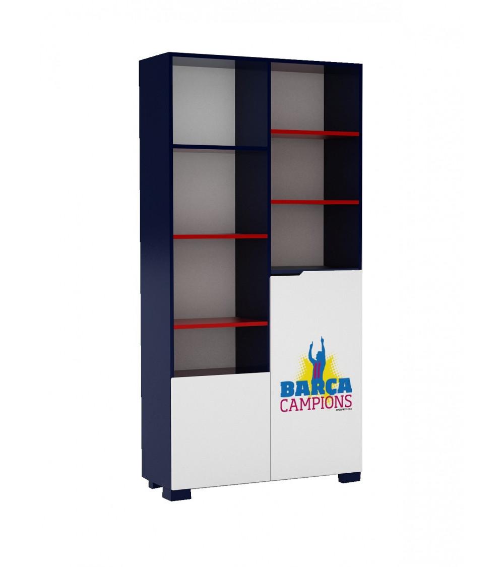 FC BARCELONA bookcase