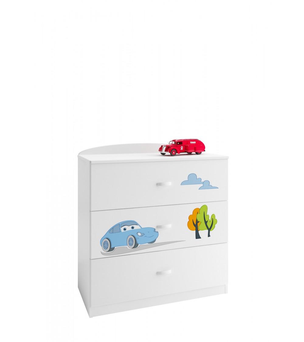 CARS Dresser 90 cm