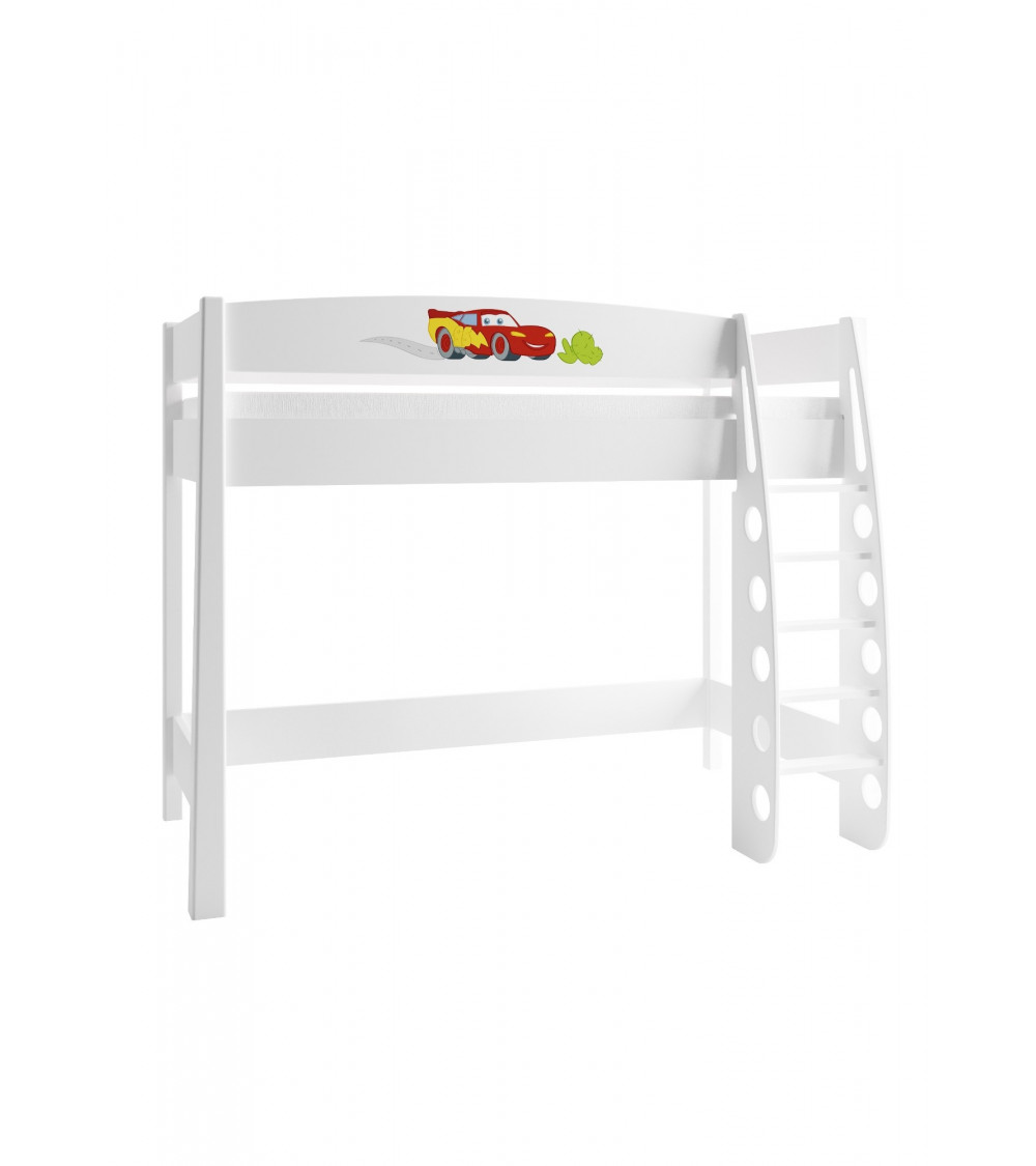 CARS Single bunk bed