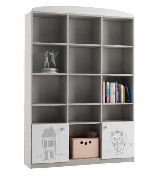 Bookcase MAIRE 135cm