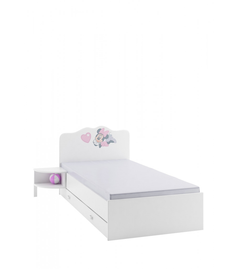 MINNIE MOUSE bed 90 cm