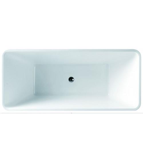 ROSA freestanding tub 170 x 78 x 65cm
