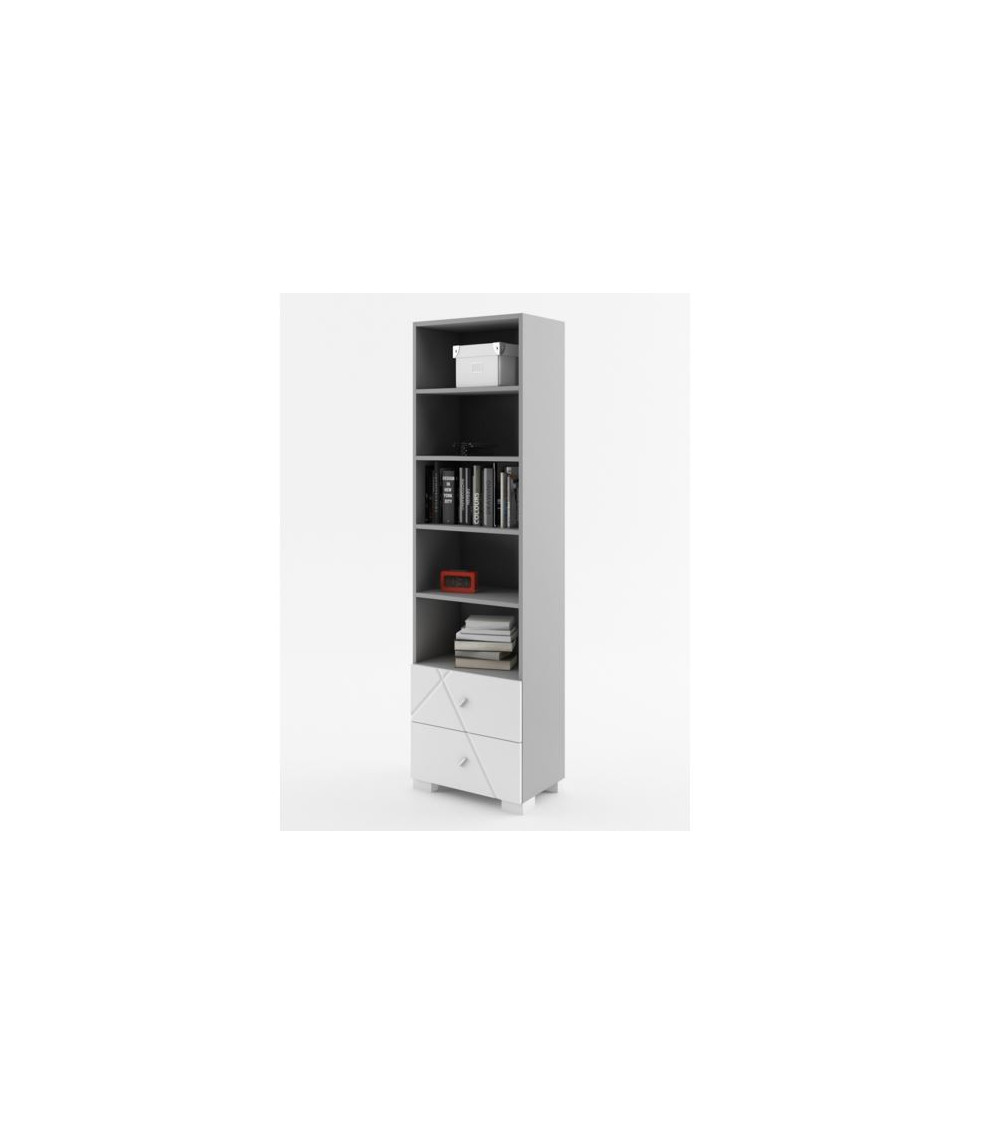 Bookcase X-ONE 55cm