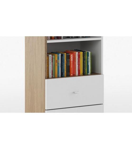 Bookcase nature 55cm