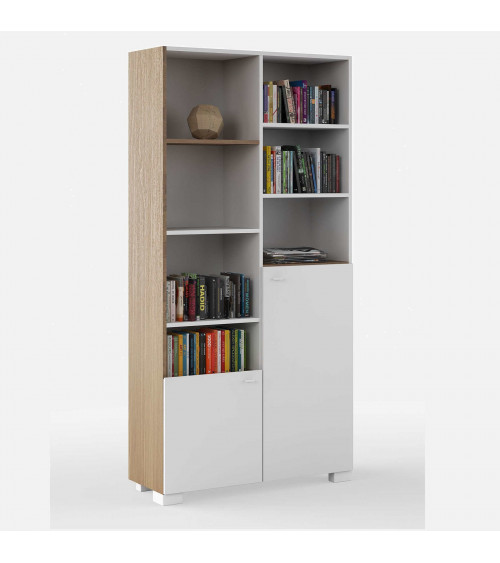 Bookcase NATURE 100cm