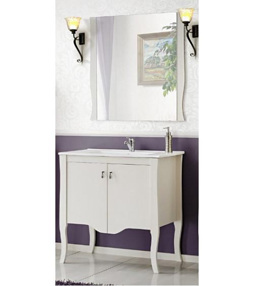 Meuble de salle de bain Marie-Antoinette 80cm