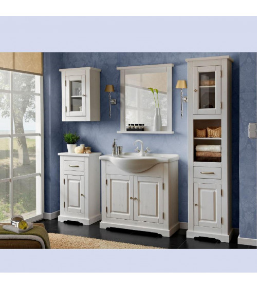 ROMANTIC 85cm bathroom furniture