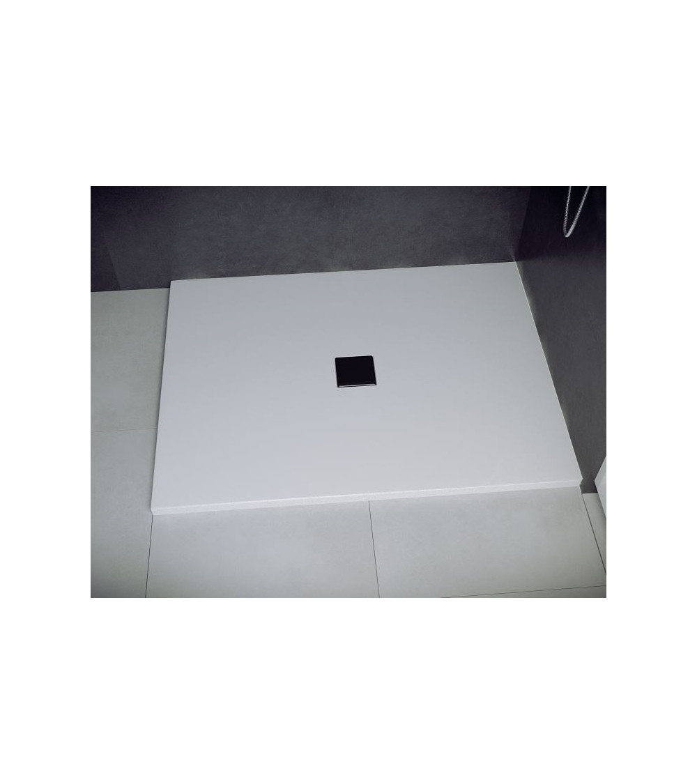 TOP shower tray white