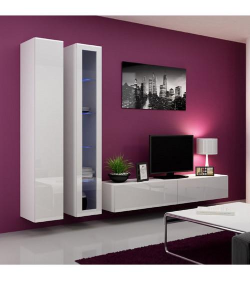 VIGO 3  TV Storage ,white