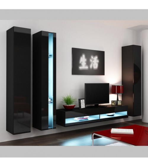 OSLO TV Storage ,black
