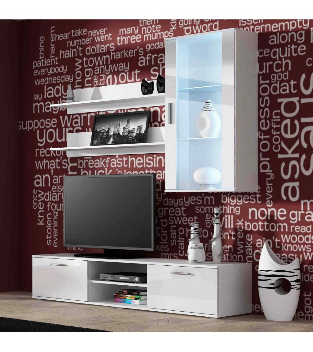 SOHO 2 white TV Storage