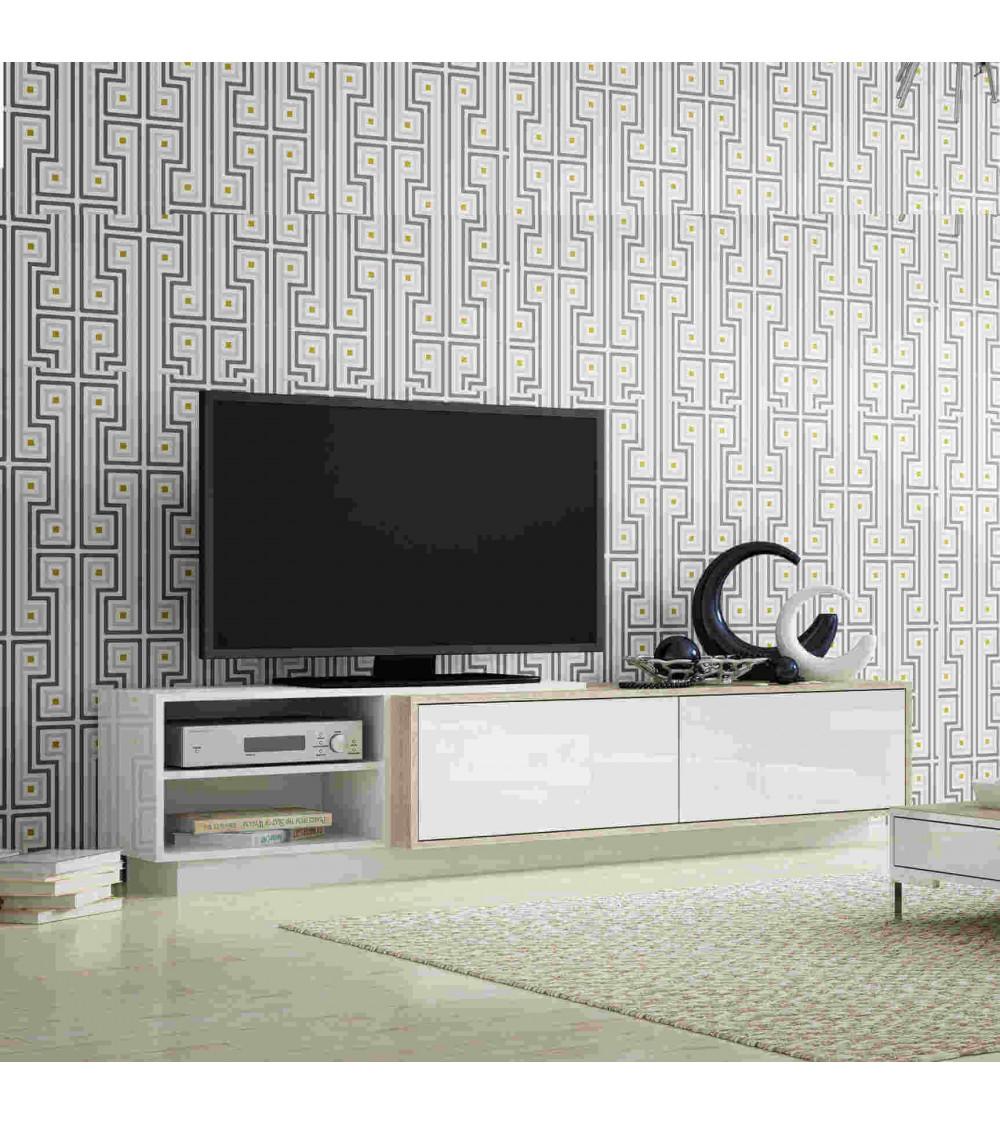 Meuble TV GOTHA nature