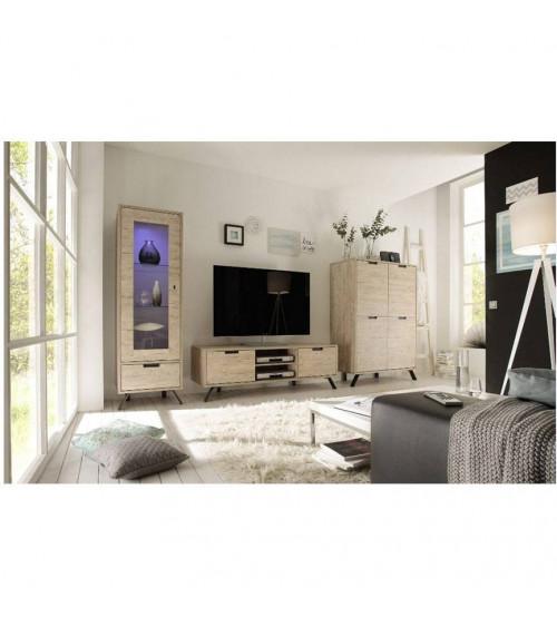 Meuble TV PALMA, 156 cm