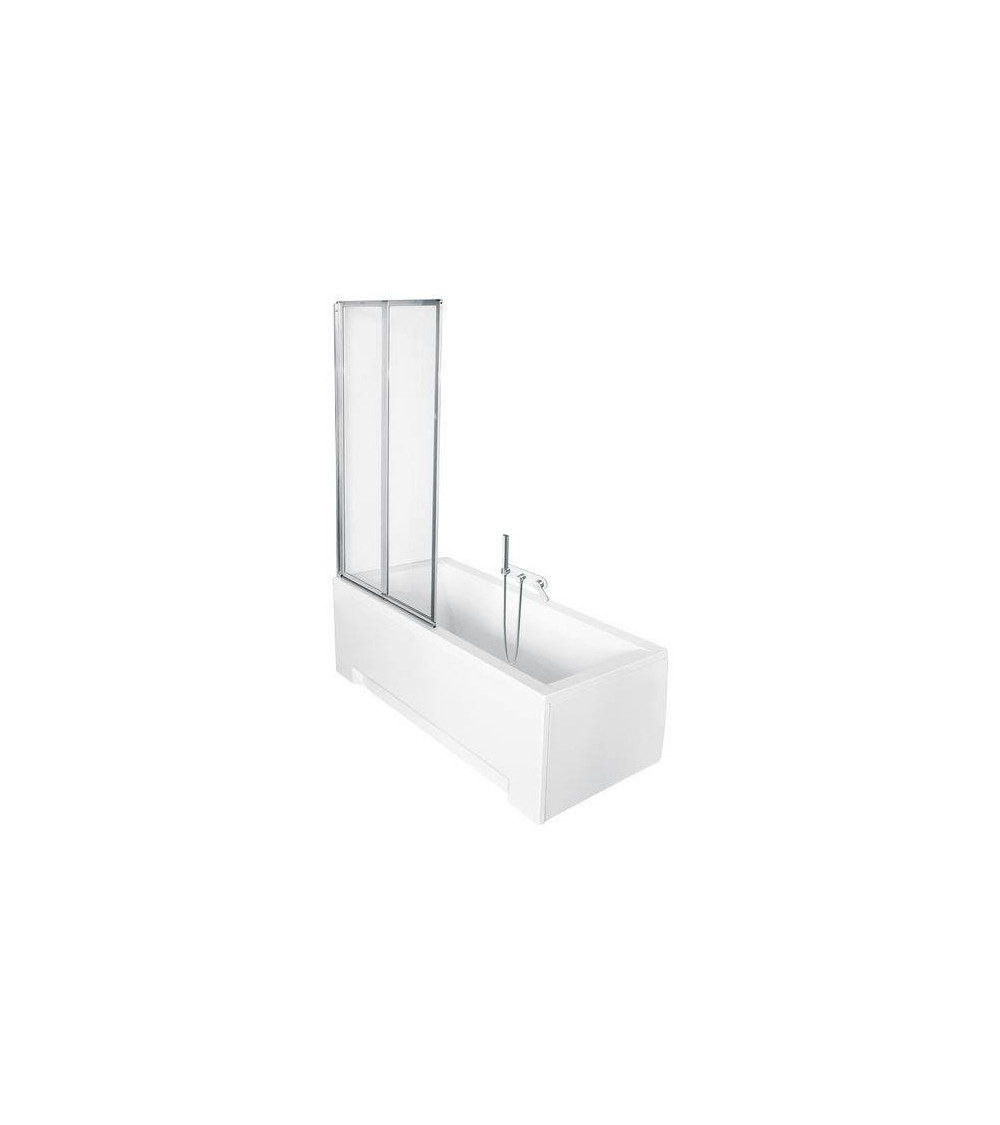 CATRIX bath screen, 80.5 x 140 cm