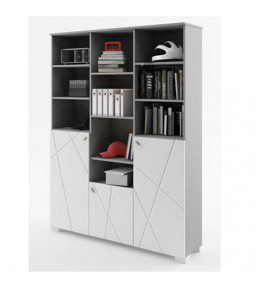 Bookcase X-ONE 150cm