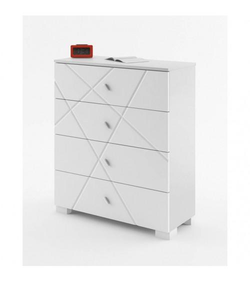 Dresser X-ONE 4 drawers