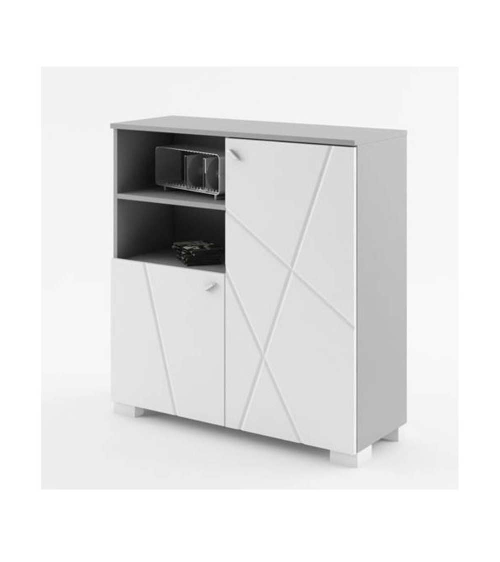 Low-Bookcase X-ONE 100cm