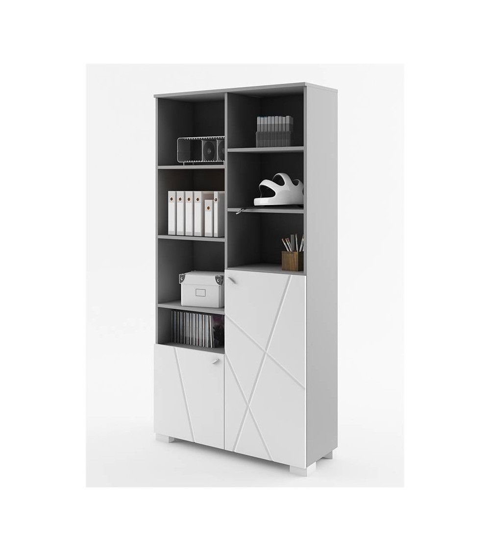 Bookcase X-ONE 100cm