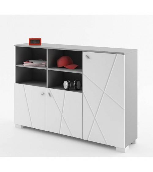 Low-Bookcase X-ONE 150cm