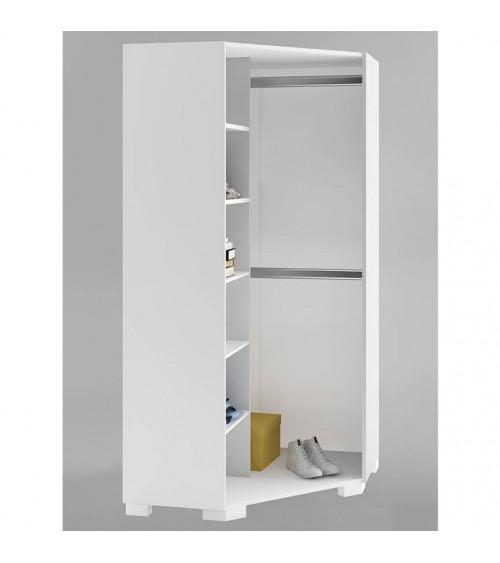 X-ONE corner wardrobe