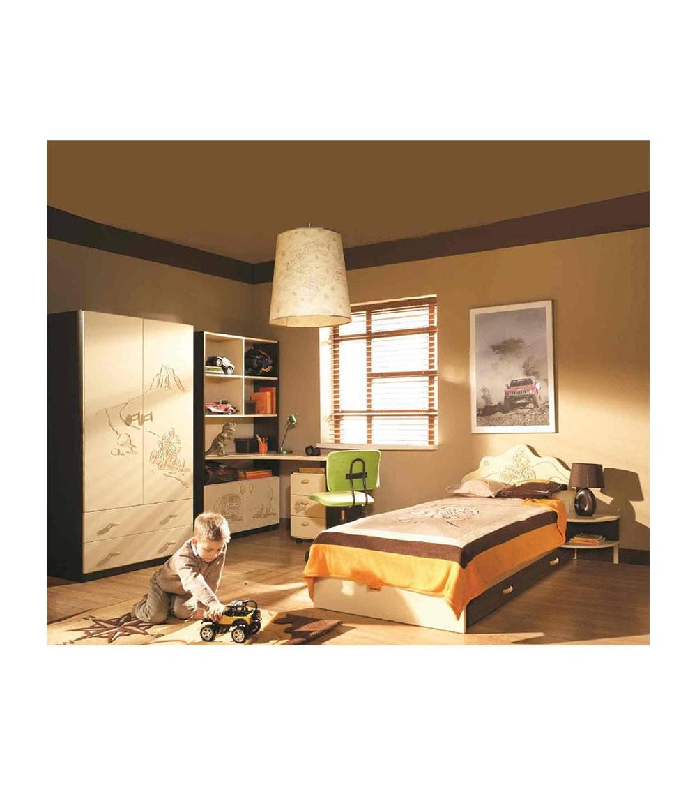 DAKAR child's bedroom