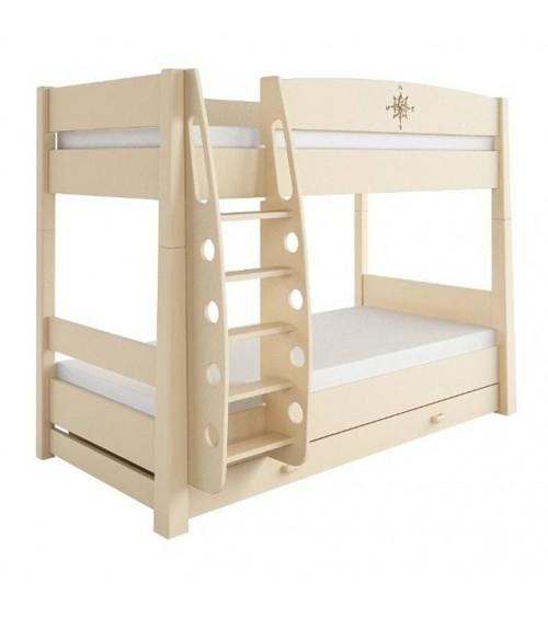 DAKAR Double bunk bed