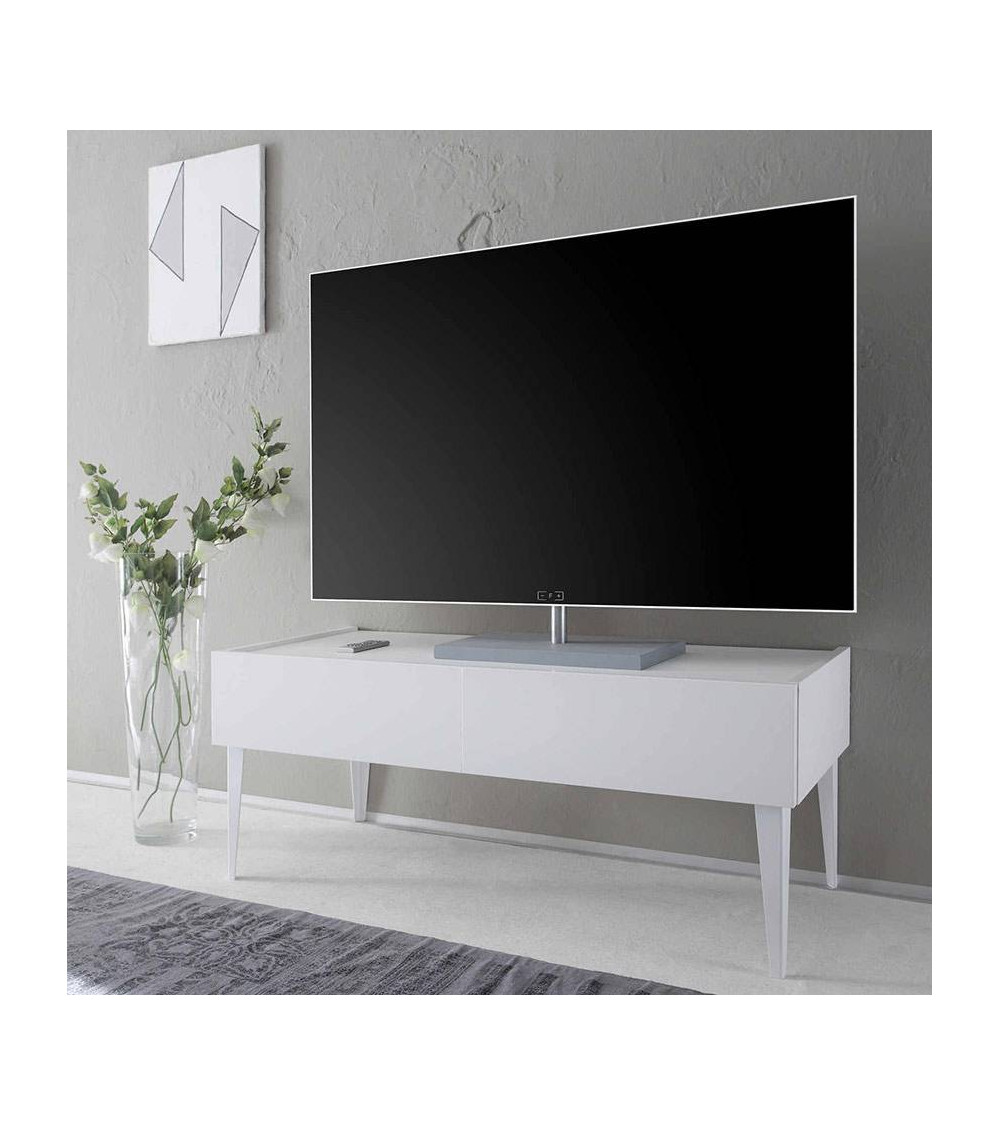 REX WHITE TV Storage 123cm
