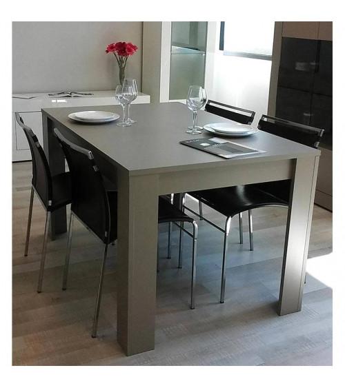 Table de salon BASIC, 140*90 cm, taupe
