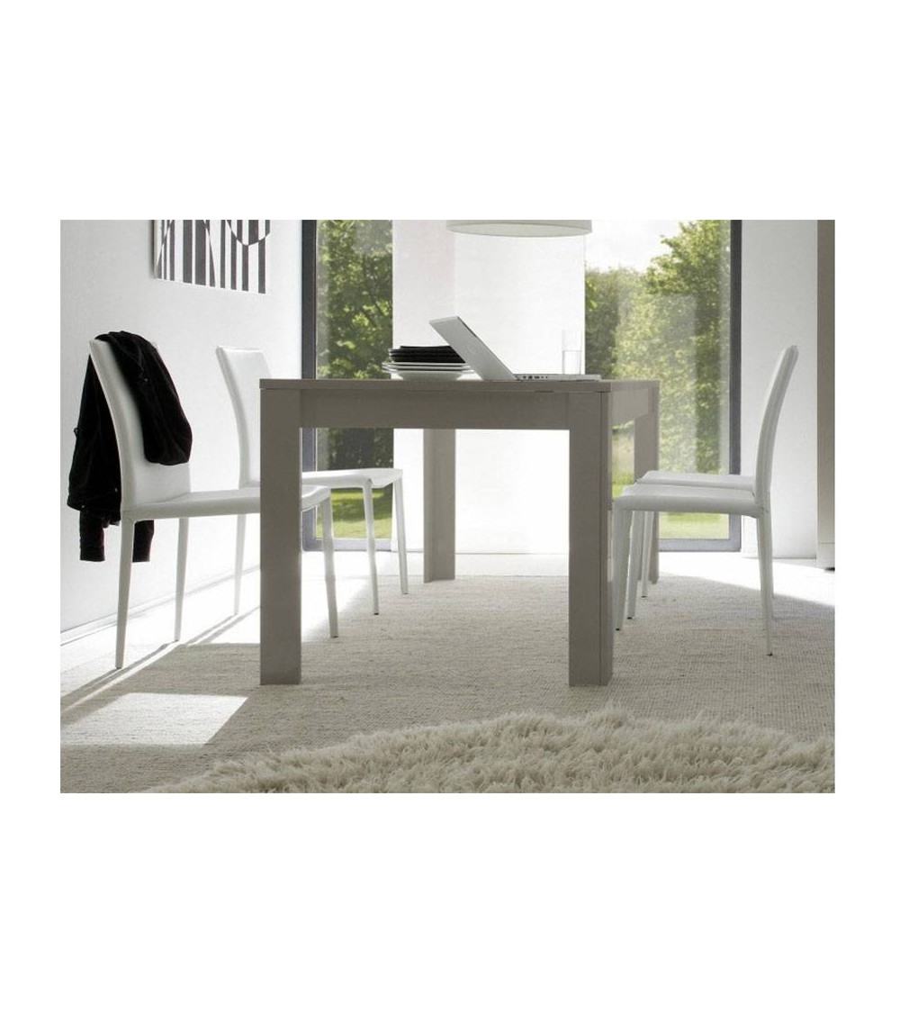 BASIC Dining table 140 cm, taupe