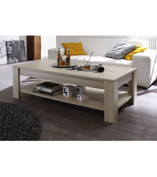 Table basse  BOLOGNA, 122 cm