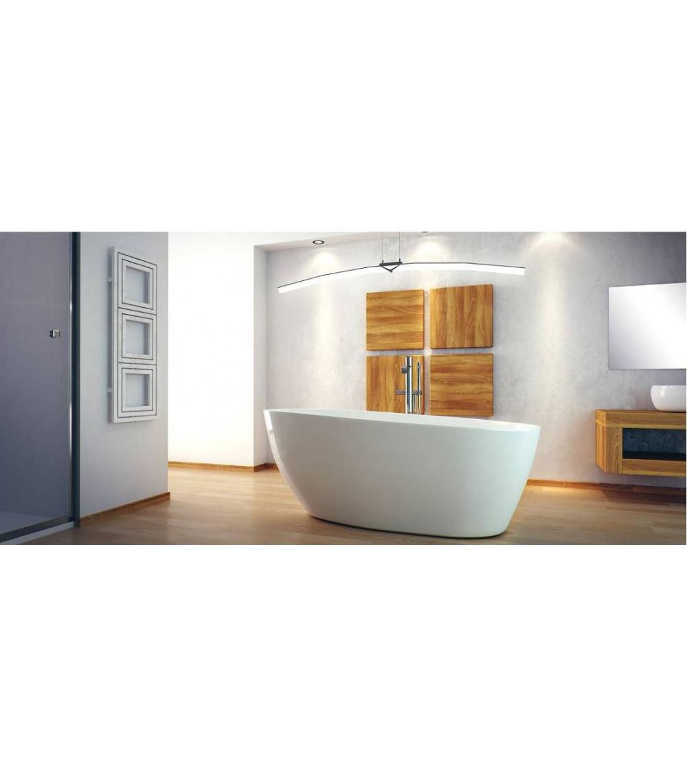 Vasca da bagno vasca isola FORTUNA-design - arredo bagno