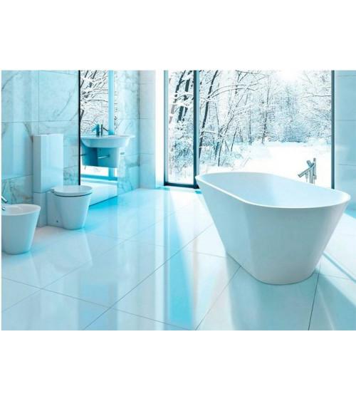 SIKINOS II designer freestanding luxury tub