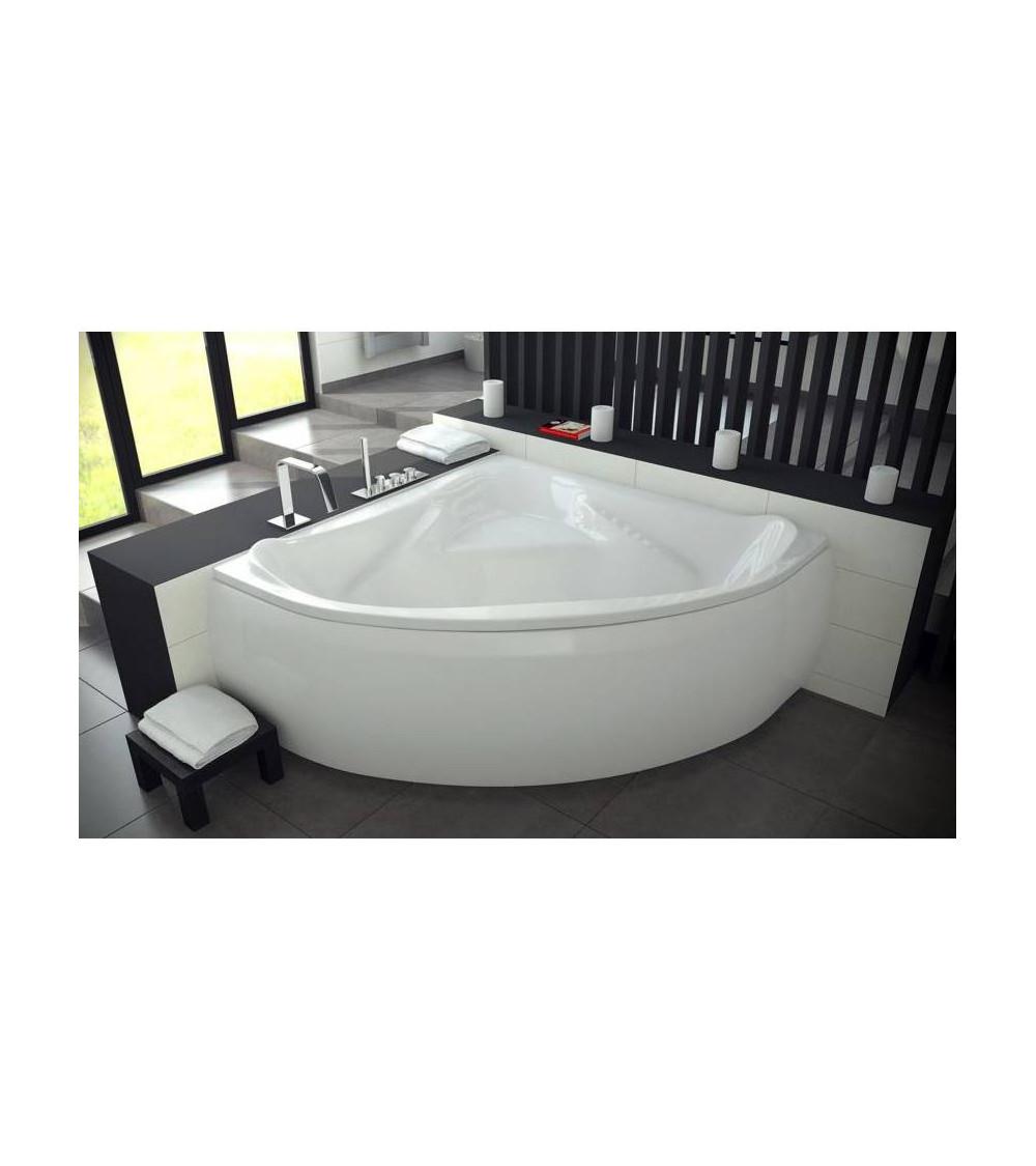 EWA corner tub 134x134x57.5 cm