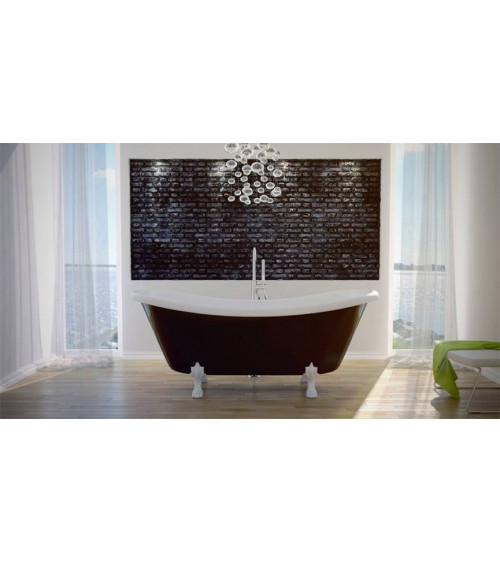 DANAKOS freestanding tub 190 x 77