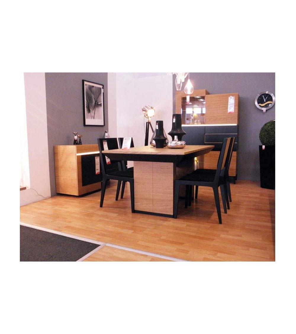 dining room complete set FUTURIS black