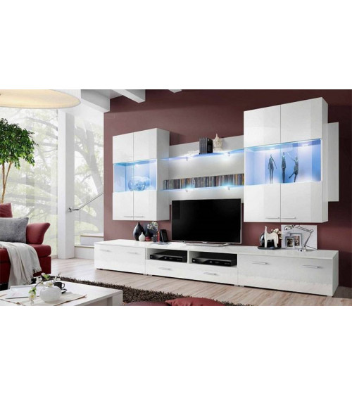 Ensemble meuble TV BASTIA 300cm