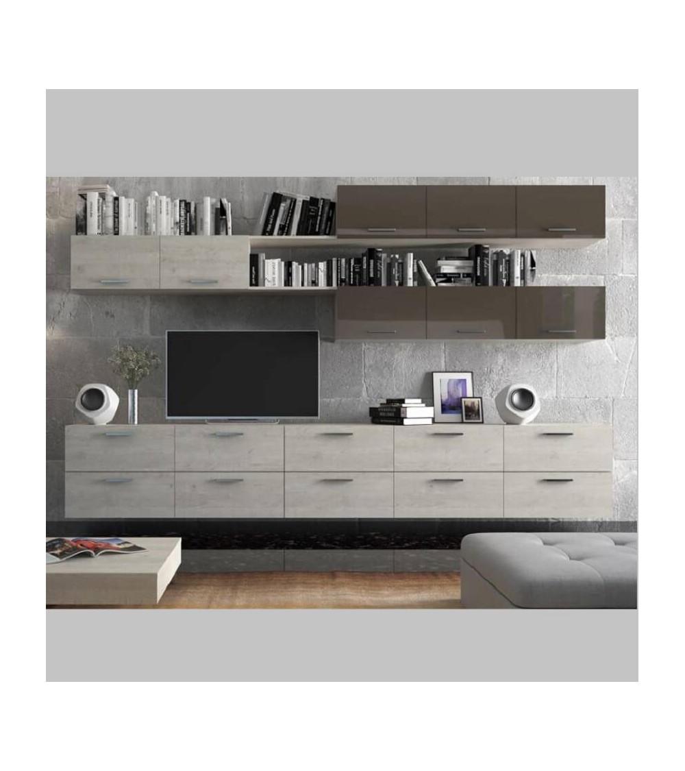 Ensemble meuble TV TORRES 300cm