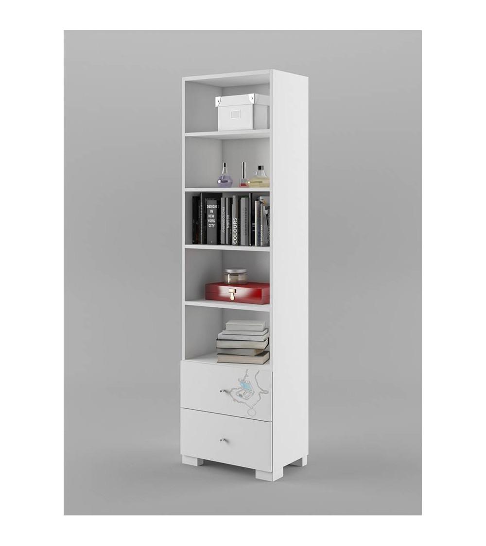 FASHION MINT Bookcase, 55 cm